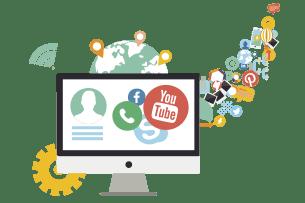 Marketing en internet en redes sociales