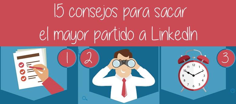 15 consejos LinkedIn