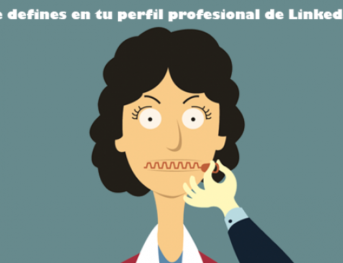 Dime cómo te defines en tu perfil profesional de LinkedIn y… quítalo