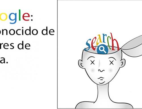 Google: el más conocido de los motores de búsqueda