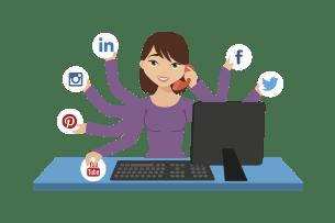 Herramientas web para manejar varias redes sociales a la vez