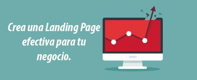 Crea una landing page efectiva para tu negocio