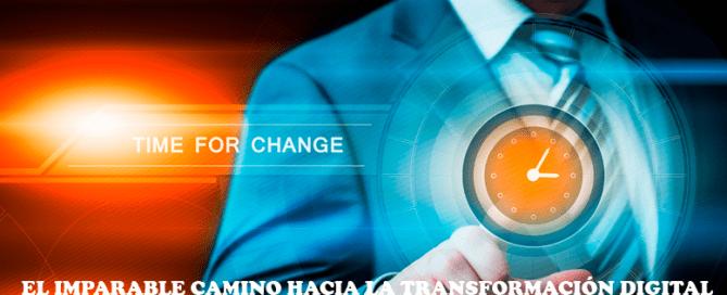 La transformación digital ya ha empezado. ¿Todavía no te has embarcado en el mundo online?