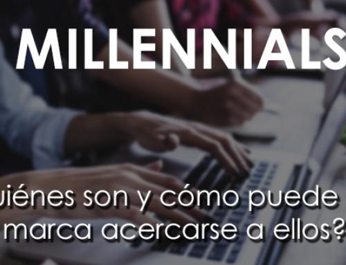 Millennials: ¿Quiénes son y cómo puede una marca acercarse a ellos?