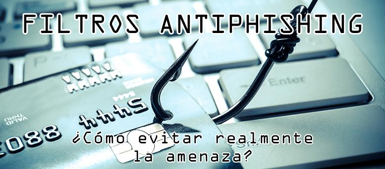 Filtros antiphishing