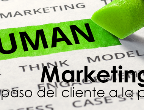 Marketing 3.0: el paso del cliente a la persona
