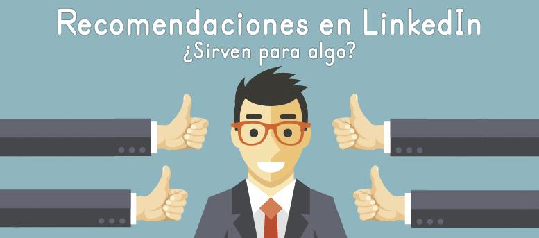 recomendaciones en linkedin