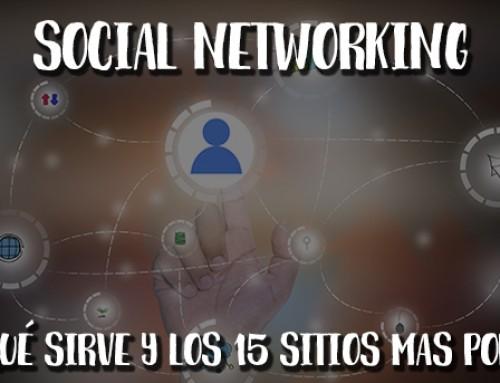 Social Networking: Para qué sirve y los 15 sitios más populares