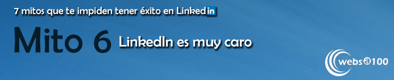 LinkedIn es caro