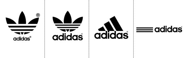 El diseño de los logotipos de empresas es esencial para el negocio.