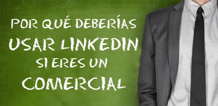 Usa linkedin.com si eres un comerciall
