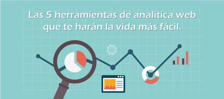 5 herramientas analítica web