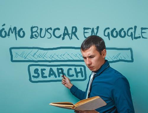 Cómo buscar en Google como un profesional