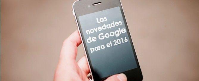 Las novedades de Google para el 2016: Google Home