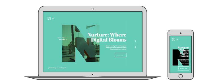 Nurture Digital Diseño UX
