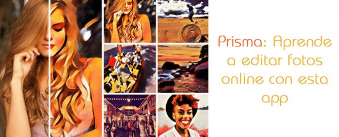 Aprende a editar fotos online con la nueva herramienta que cuenta con los filtros más artísticos, Prisma
