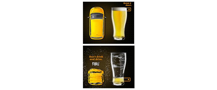 Ejemplo de la red de Display: Fiat