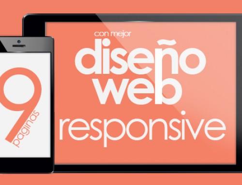 Las 9 páginas con mejor diseño web responsive de Internet