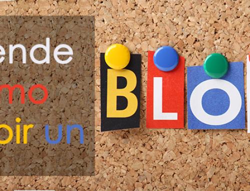 Aprende cómo escribir un blog con estos 13 consejos