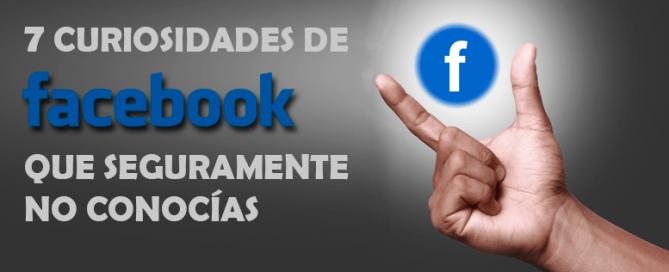 Curiosidades de Facebook