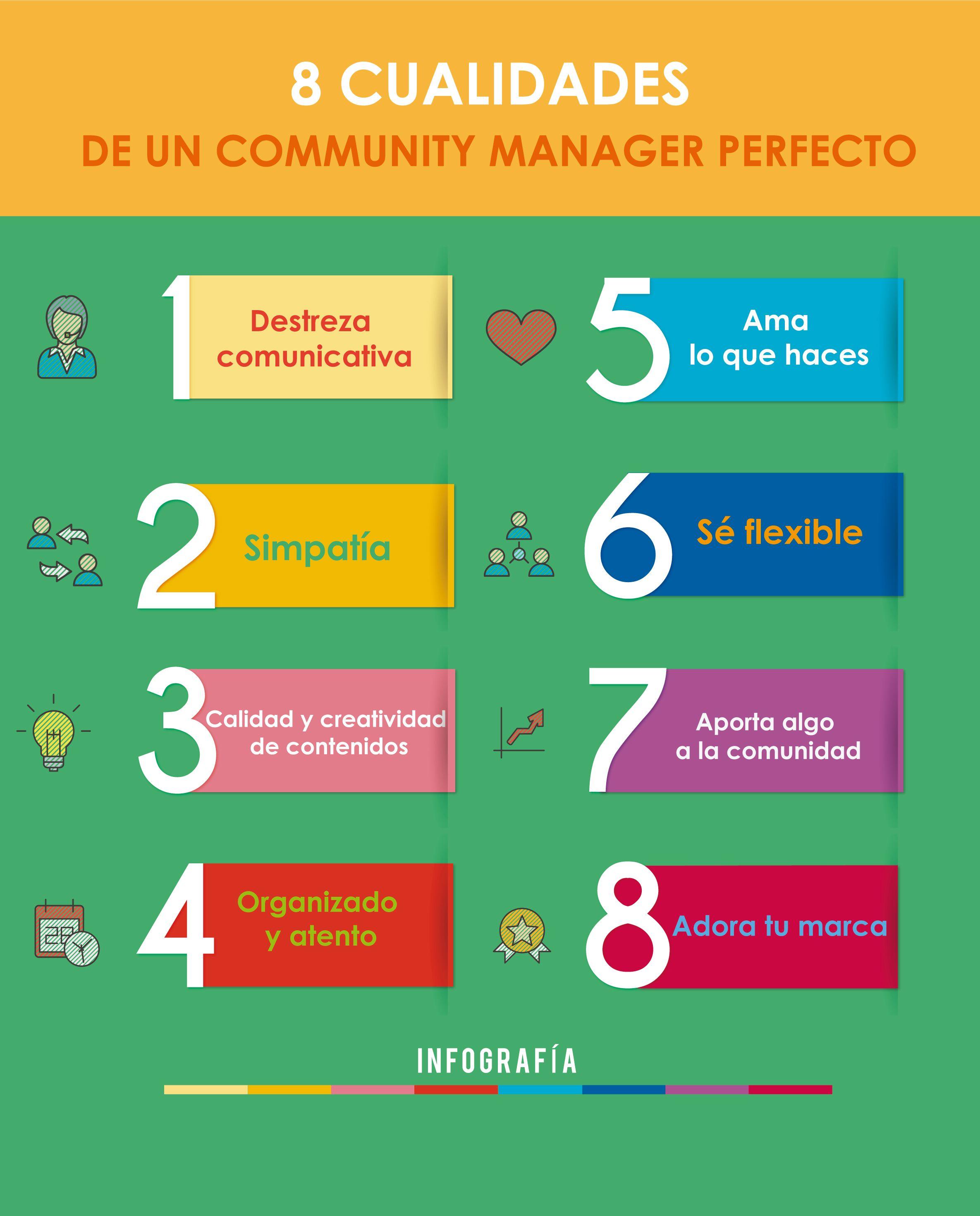 que hace un community manager