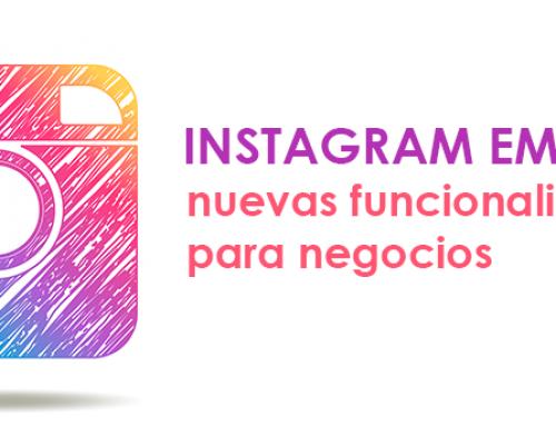 Instagram Empresas: la nueva funcionalidad para negocios