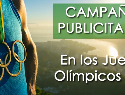 Campañas publicitarias exitosas en los Juegos Olímpicos 2016