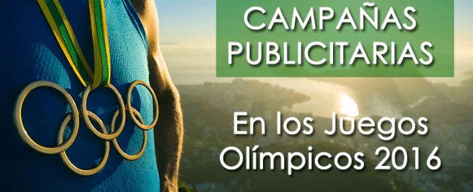 Muchas son las campañas publicitarias exitosas que se lanzan aprovechando acontecimientos como los Juegos Olímipicos. En este post te enseñamos algunas de las mejores