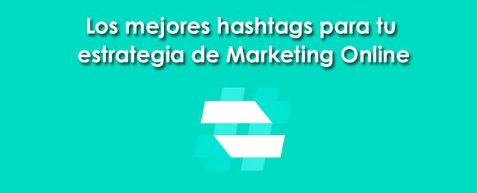 Los mejores hashtags