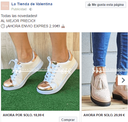 Vender por Facebook: facebook ads