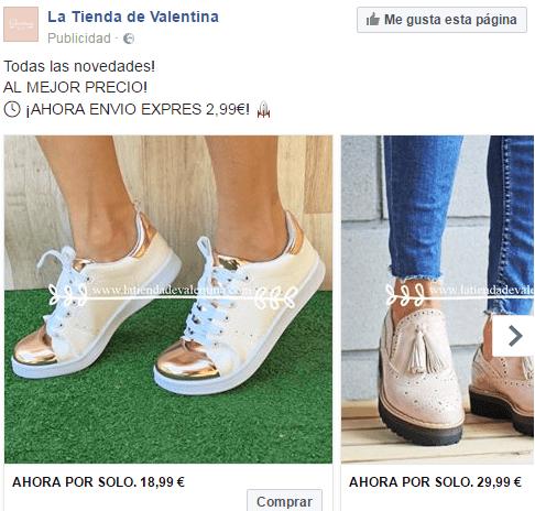 Vender por Facebook: facebook ads