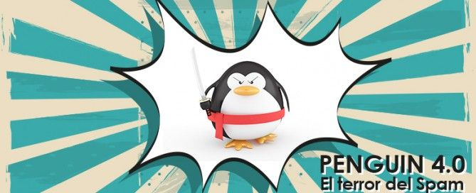 Penguin 4.0 el terror del spam