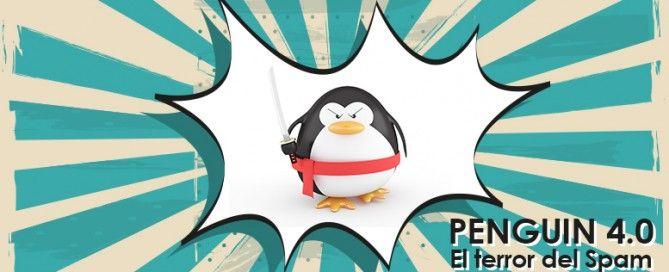 Penguin 4.0 el terror del spam