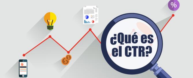 ¿Qué es el CTR?