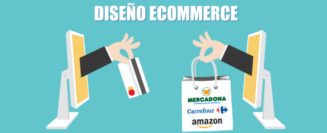Diseño ecommerce: de Mercadona a Amazon