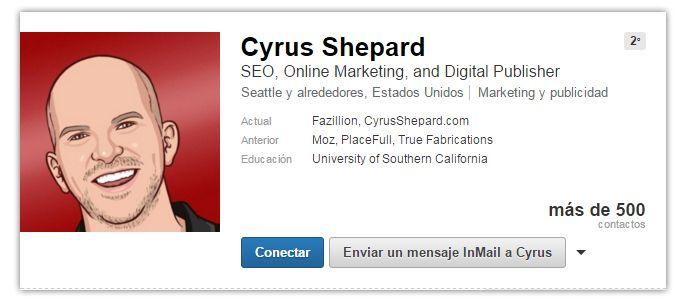 Expertos SEO: Cyrus Shepard