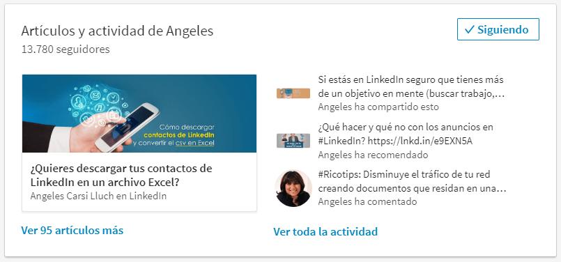 Cómo publicar en LinkedIn: blog de linkedin