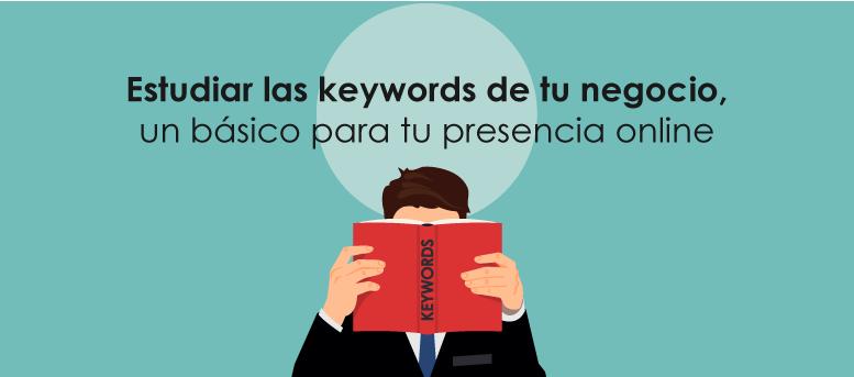 Estudiar las keywords de tu negocio