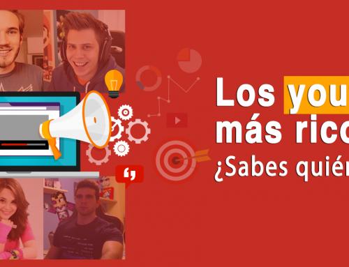 ¿Sabes quiénes son los Youtubers más ricos de España y del mundo?