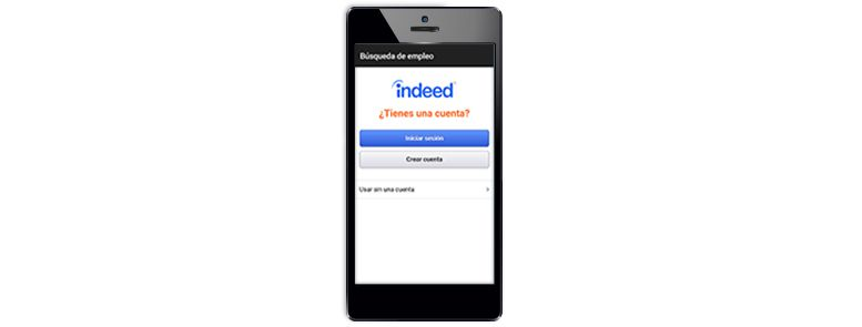 Indeed Jobs - Apps para buscar trabajo