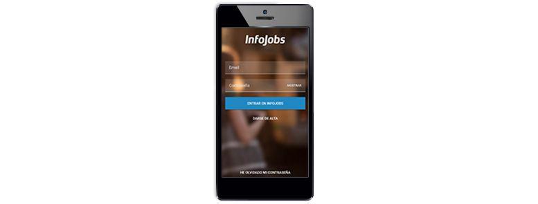 Infojobs - Apps para buscar trabajo