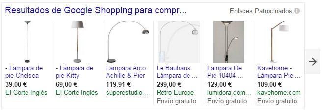 Qué es AdWords: Google Shopping