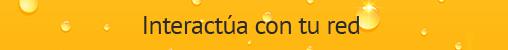 interactua con tu red de LinkedIn