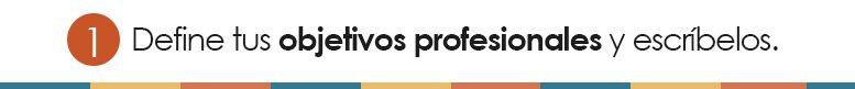Define-tus-objetivos-profesionales en LinkedIn