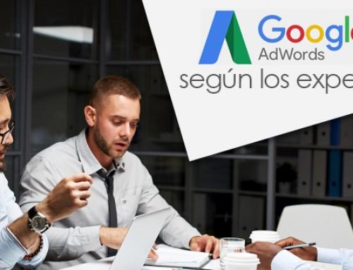 Google AdWords según los expertos: 5 grandes consejos
