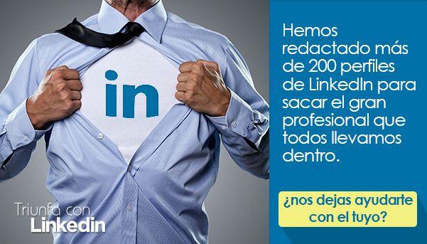 Redactamos tu perfil de Linkedin