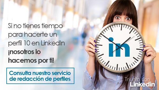 servicio de redacción de perfiles de LinkedIn