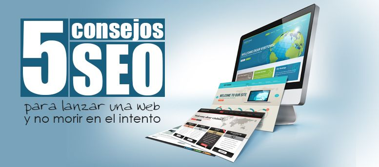 5 consejos SEO