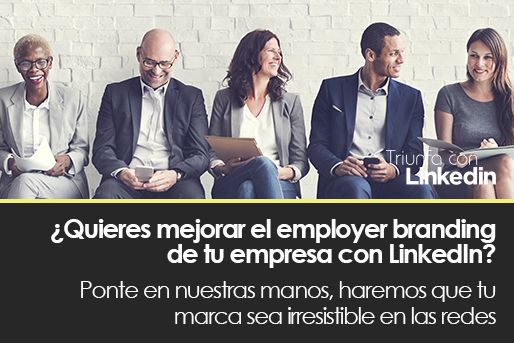 employer branding digital en linkedin