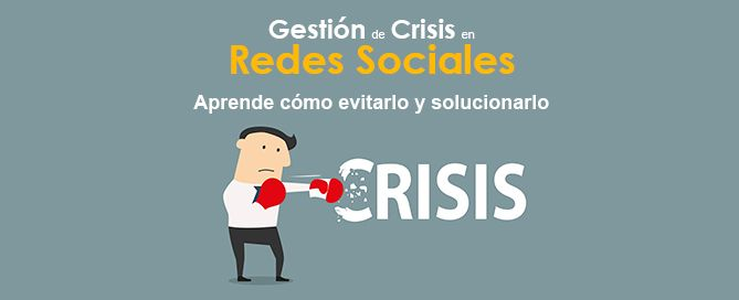 gestión de crisis social media